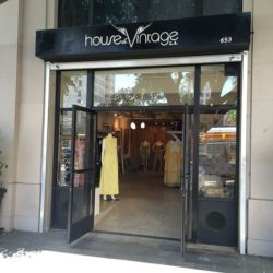 Los Angeles Retail Space for Lease - House of Vintage wins DTLA
