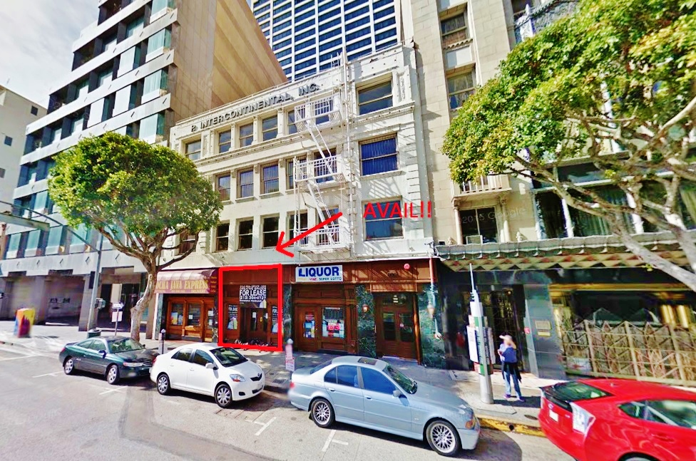621 S Olive St - Commercial Real Estate Los Angeles Retail Space for Lease
