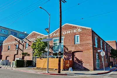 Arts District Condos for Sale DTLA Loft for Sale - Barker Block Warehouse I
