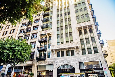 Historic Core Condos for Sale DTLA - 416 S. Spring St.