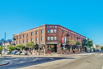 Arts District Condos for Sale DTLA Loft for Sale - Toy Warehouse