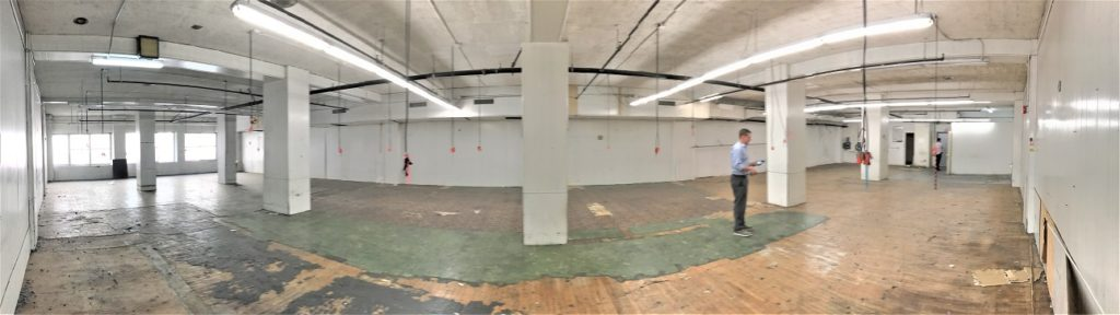 Warehouses Manufacturing DTLA Creative office space Downtown LA Sewing 714 S Hill ST