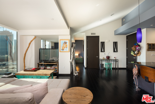 District Condos for Sale DTLA Loft for Sale - 655 Hope Street Lofts