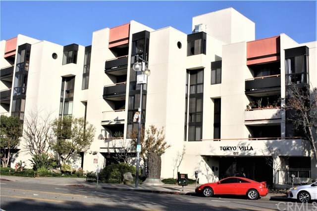 District Condos for Sale DTLA Loft for Sale - Tokyo Villa Unit No: 240