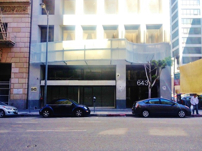645 S Olive St - LA Retail Space for Lease