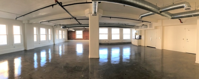 DTLA creative office space for lease Los Angeles