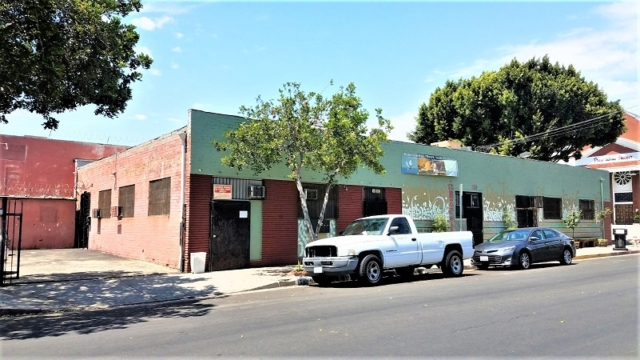 1211 Valencia St - Pico Union Office Space for Lease DTLA