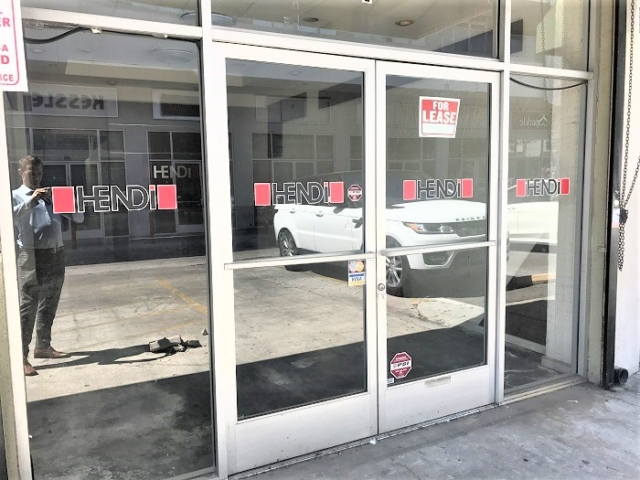dtla, fashion district, fashion showroom, retail space, commercial real estate, los angeles, for lease