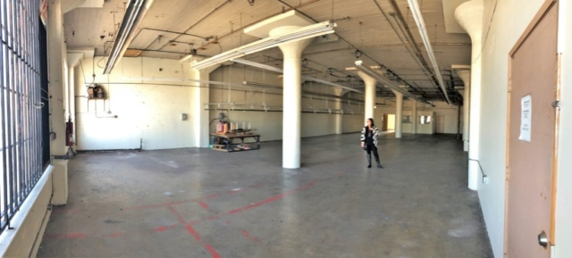 DTLA industrial space for lease Los Angeles