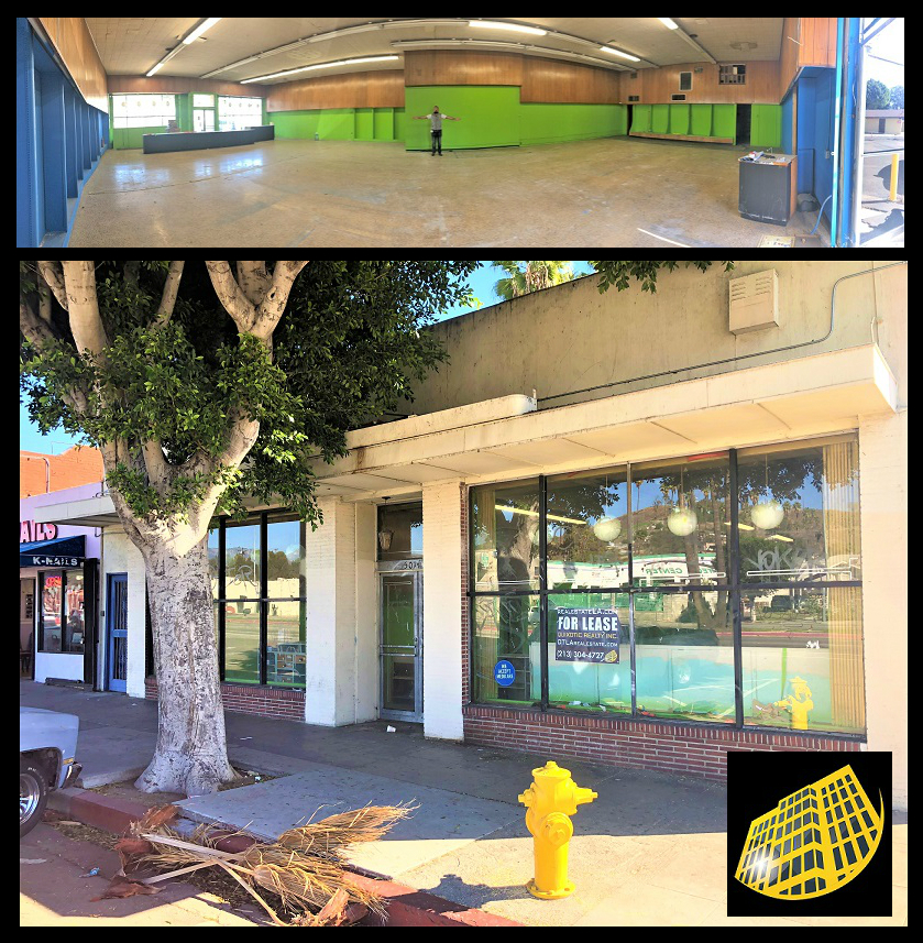 Apartments For Lease Downtown Los Angeles: Retail Space For Lease El Sereno Los Angeles Commercial