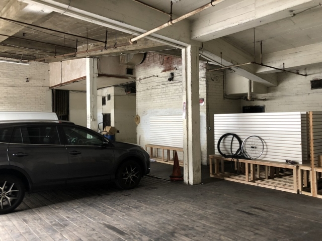 Los Angeles commercial real estate DTLA retail space