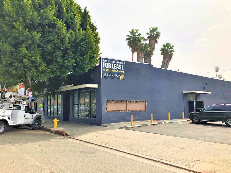 El Sereno Retail Space for Lease Los Angeles