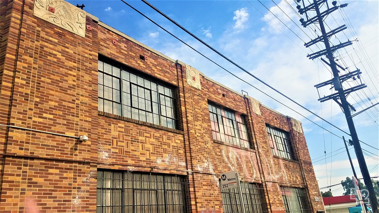 Boyle Heights creative office space for lease Los Angeles