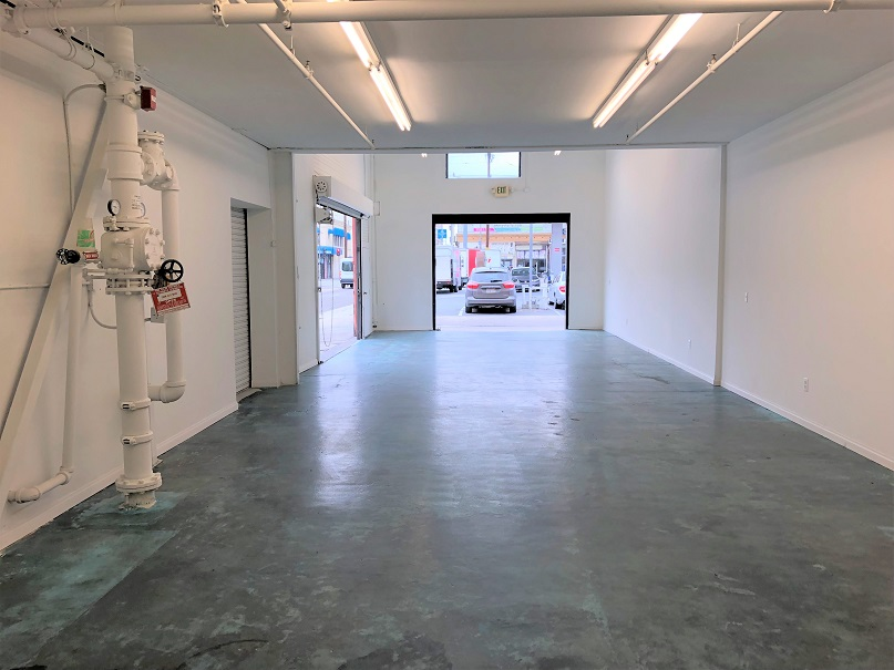 Los Angeles warehouse space for rent DTLA