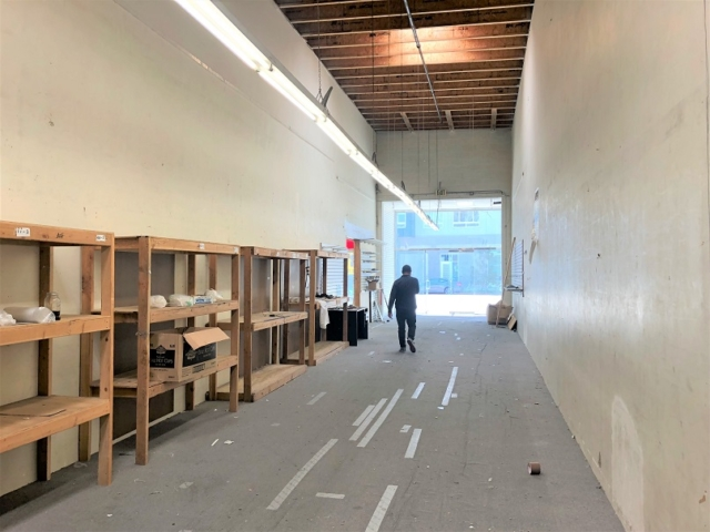 DTLA retail space for rent Los Angeles