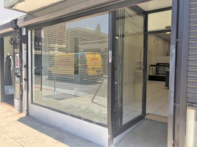 DTLA restaurant space for lease Los Angeles