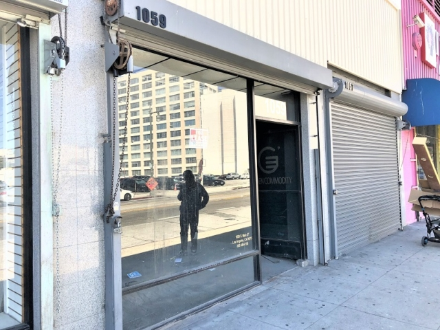 Los Angeles commercial property DTLA