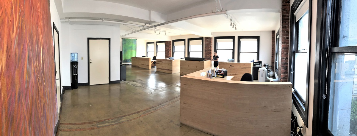Los Angeles office space for rent DTLA