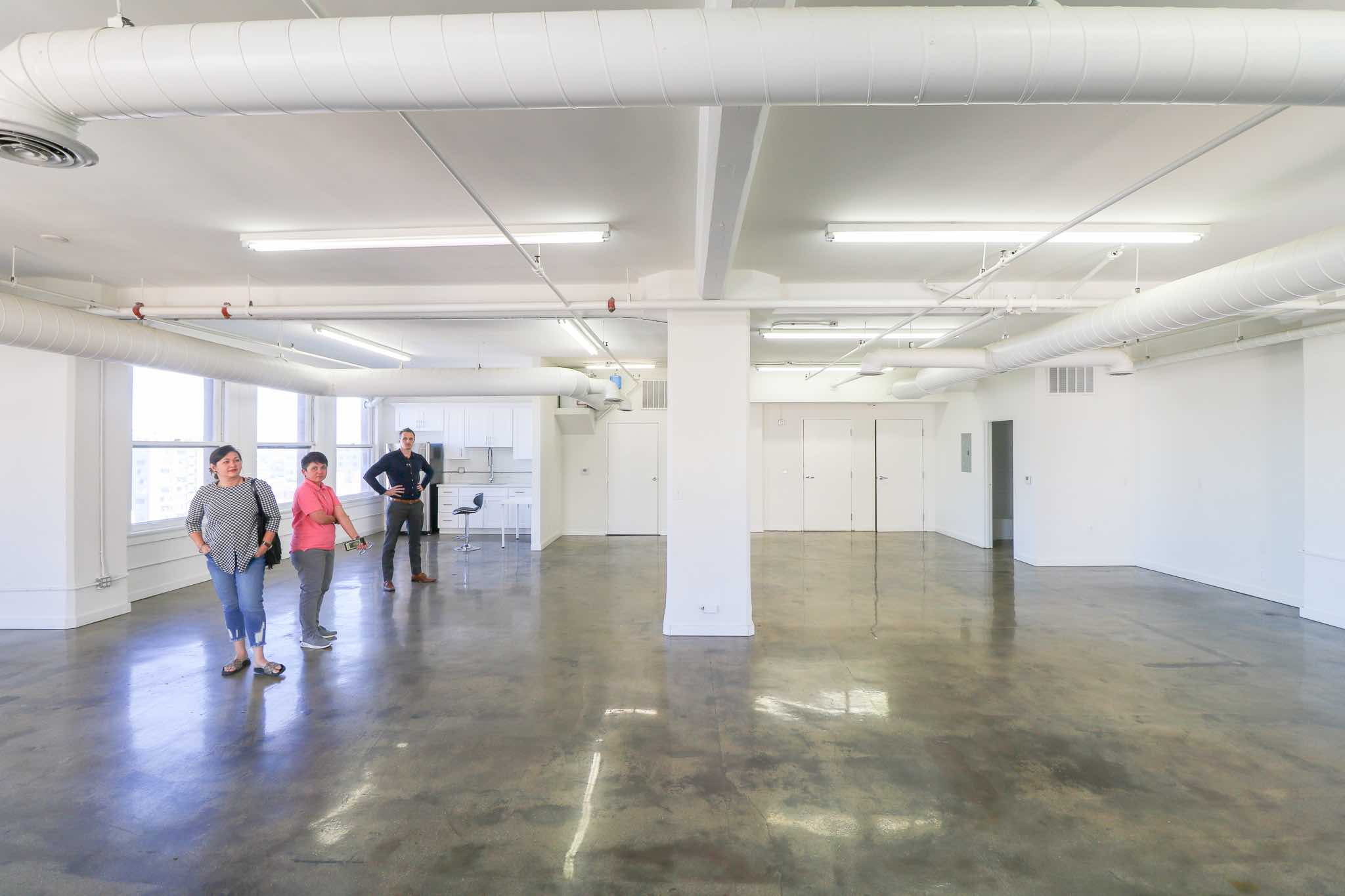 Los Angeles creative office space DTLA