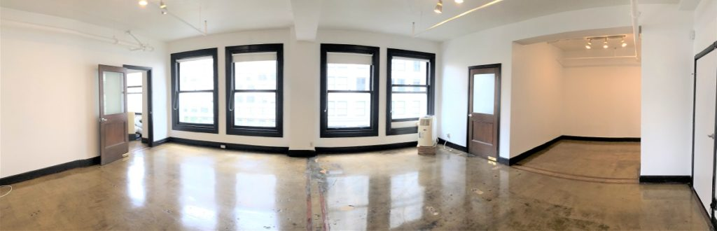 los angeles small creative office space DTLA