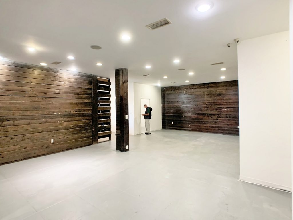 DTLA retail property for lease Los Angeles